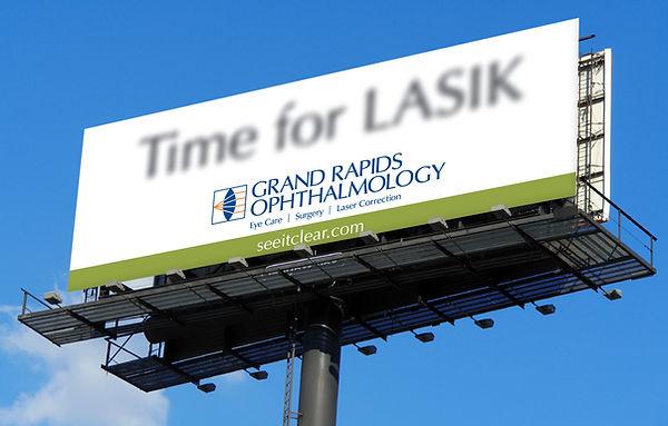 Billboard LASIK