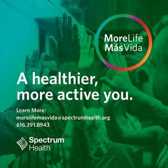 SPECTRUM HEALTH HEALTHIER COMMUNITIES