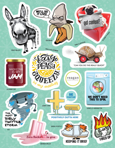 RMD Sticker Sheet 2