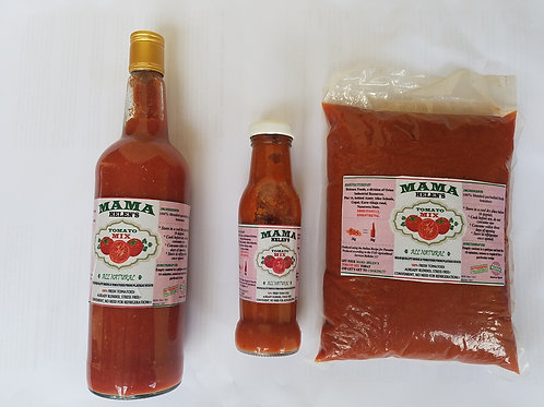 Mama Helen Tomato Puree
