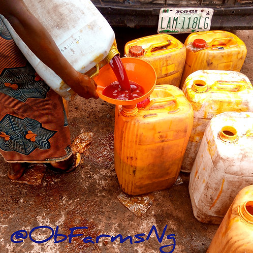 Kogi/Igala RED OIL