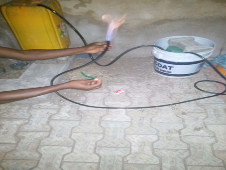 How to Generate Cooking gas from Cow Dung