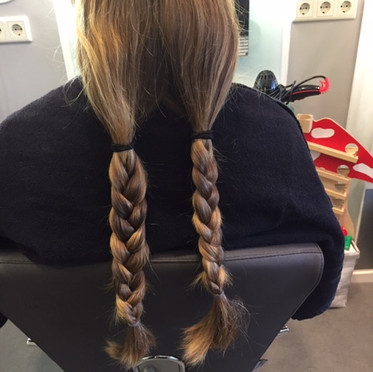 doneren lang haar