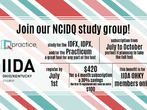Join our NCIQD Study Group!