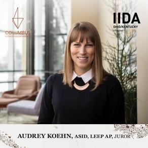2021 CIDA Jurors: Audrey Koehn, NCIDQ, ASID, LEED AP