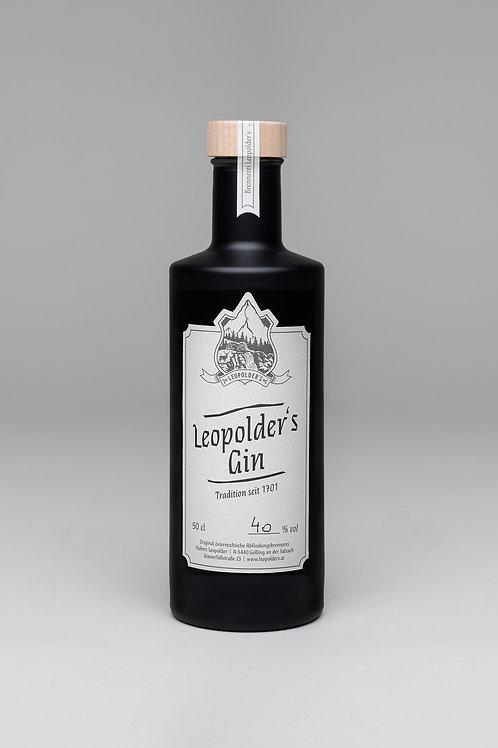 Leopolder'S Gin