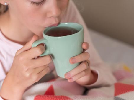 Conheça os  5 melhores chás para ajudar você a dormir!
