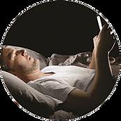 Evitar eletrônicos para dormir