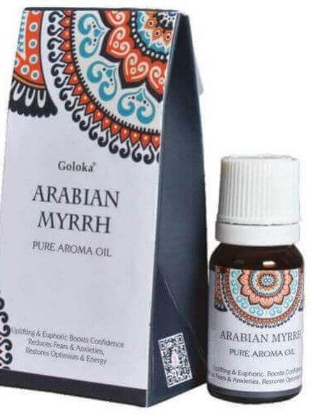 Huile Goloka Myrrhe Arabe 10 ml