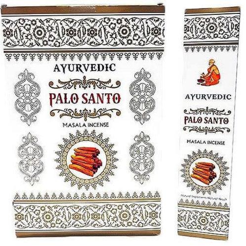 Encens Ayurvedic Paolo Santo
