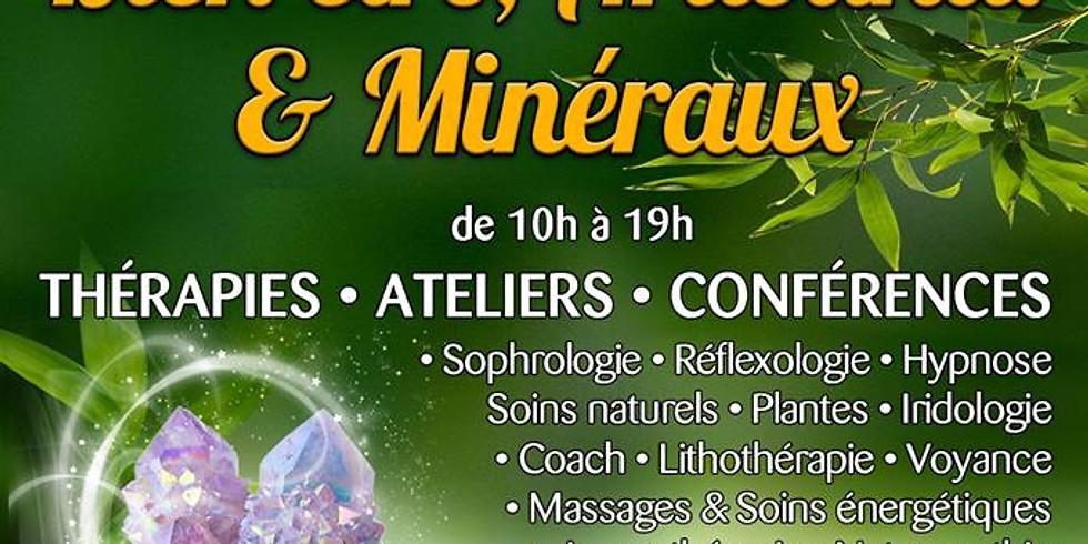 Salon du Bien-Être, Artisanat et Minéraux
