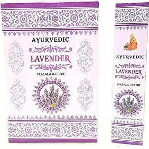 Encens Ayurvedic Lavande