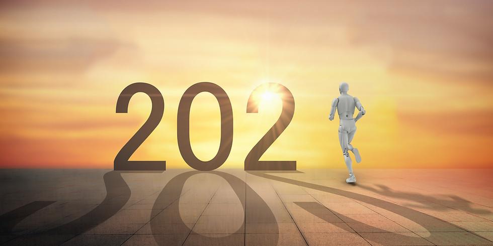 """Journée Quantique """"Remercier 2020 & Accueillir 2021"""""""
