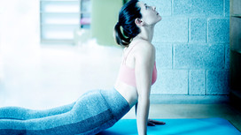 Yoga so much more than stretching
