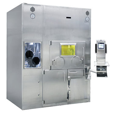 Ззащитная камера класса A по GMP для приготовления радиофармпрепаратов