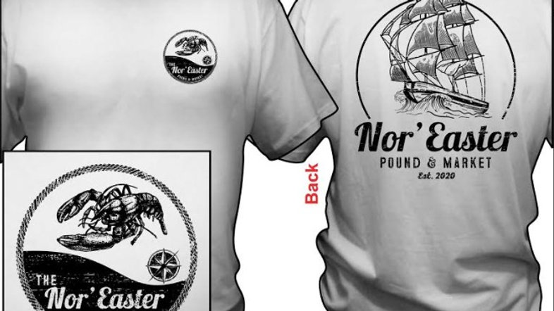 Nor'Easter T-Shirt