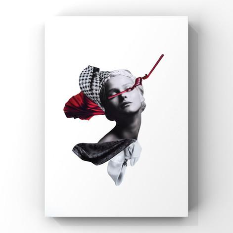 'Isolation Portrait'