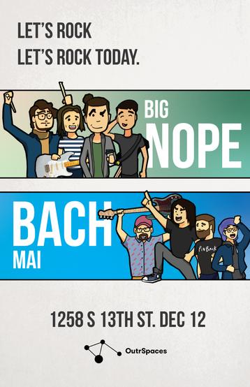 Big Nope Poster