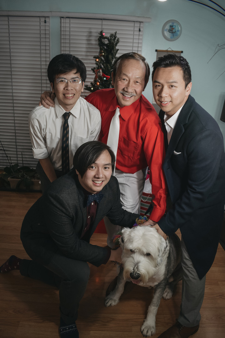 Family Christmas   The Guys
