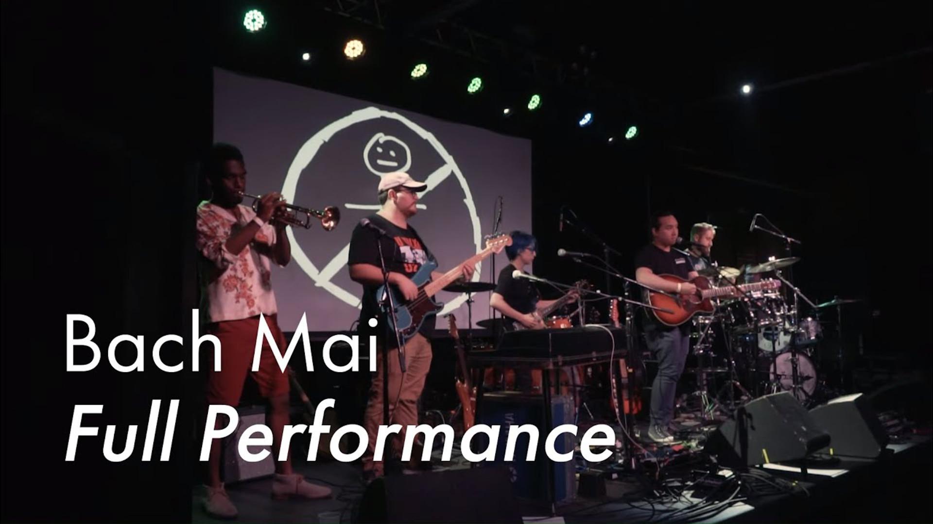 Bach Mai   Full Performance at Maha 2019
