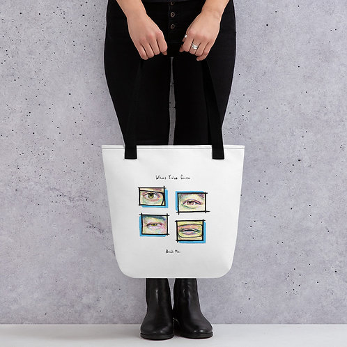 What You've Given Tote bag