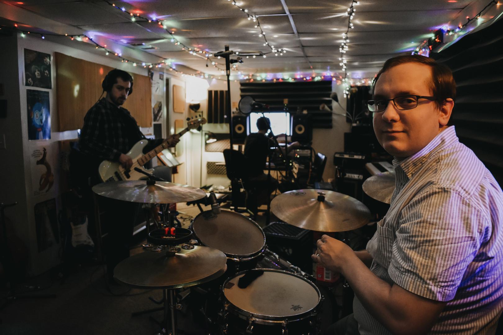 Recording   Josh and Matt