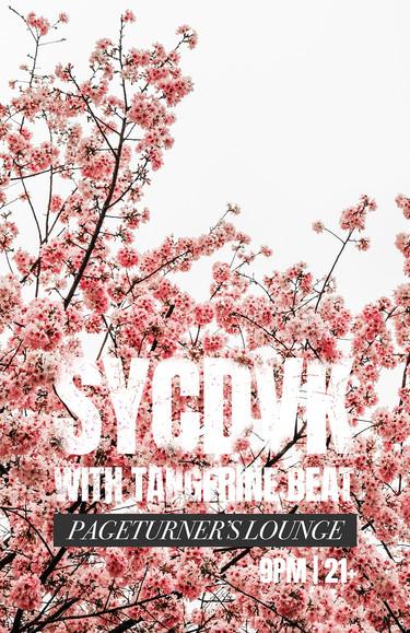 SYCDVK Gig Poster