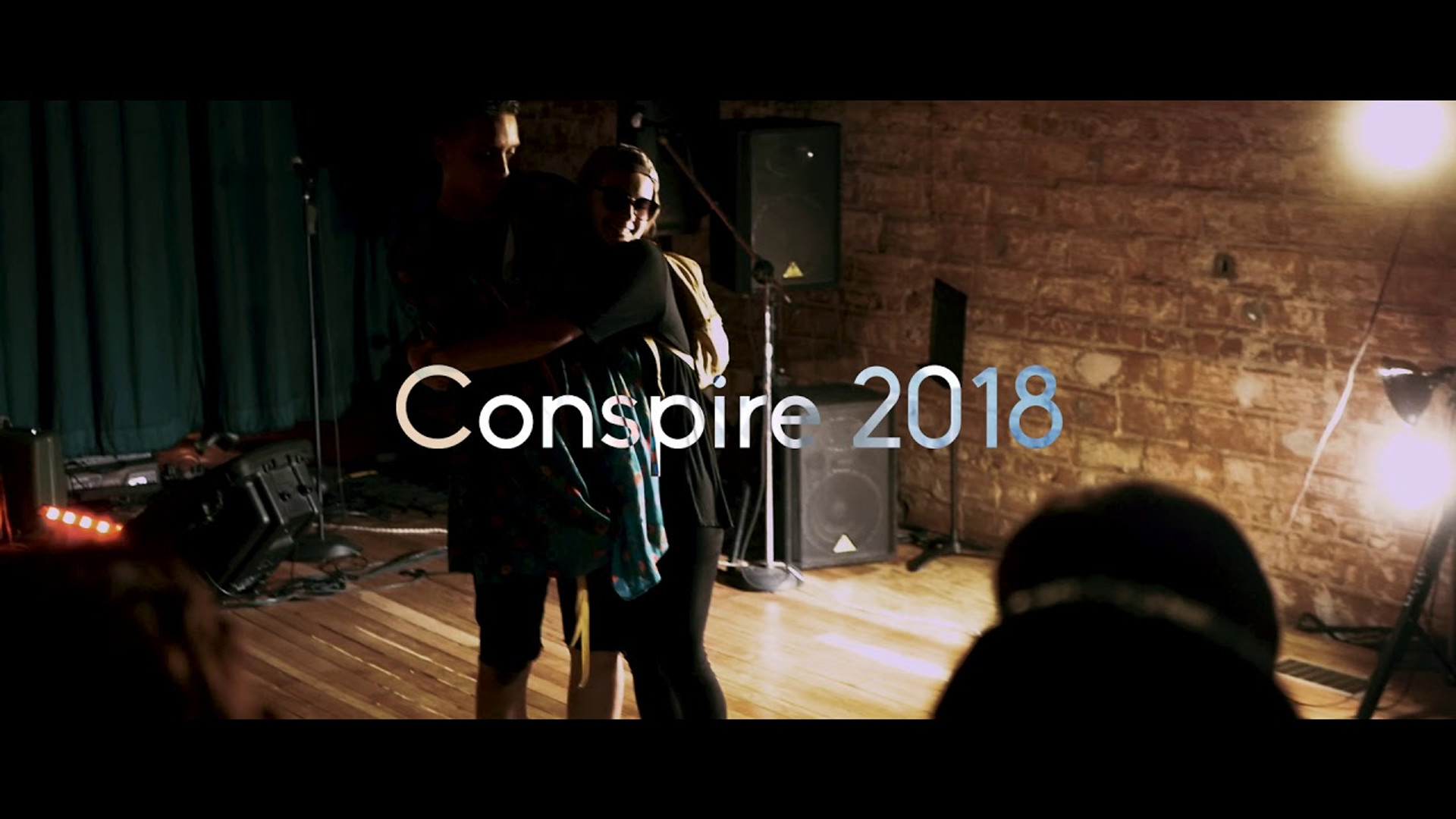 Conspire Music and Arts Festival 2018 Archive Ad