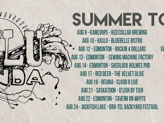 2019 Summer Tour!