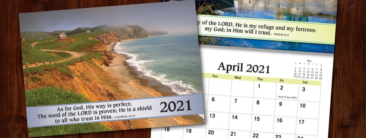 Free 2021 Calendar