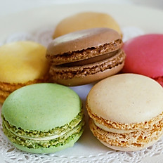 Assortment of French Macarons