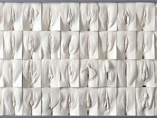 A Grande Muralha de Vaginas: 400 Exemplares!