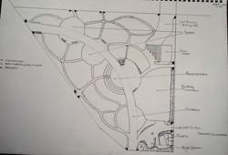 Ōtākaro Orchard design aspects