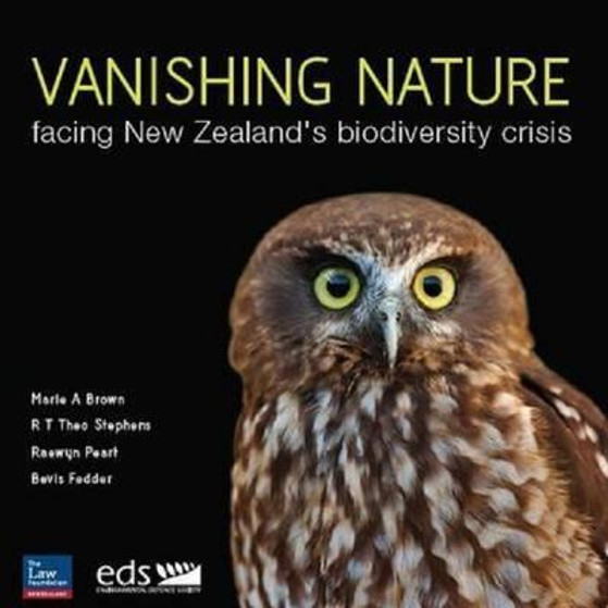 Permaculture Book Club - May: VANISHING NATURE