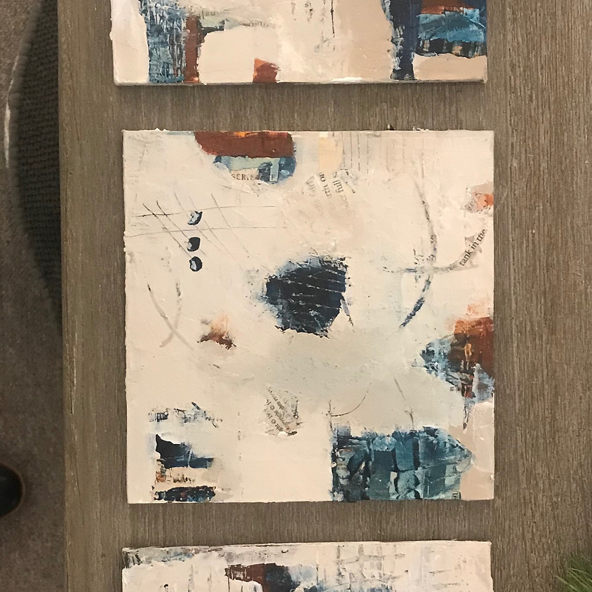 Abstract Painting class