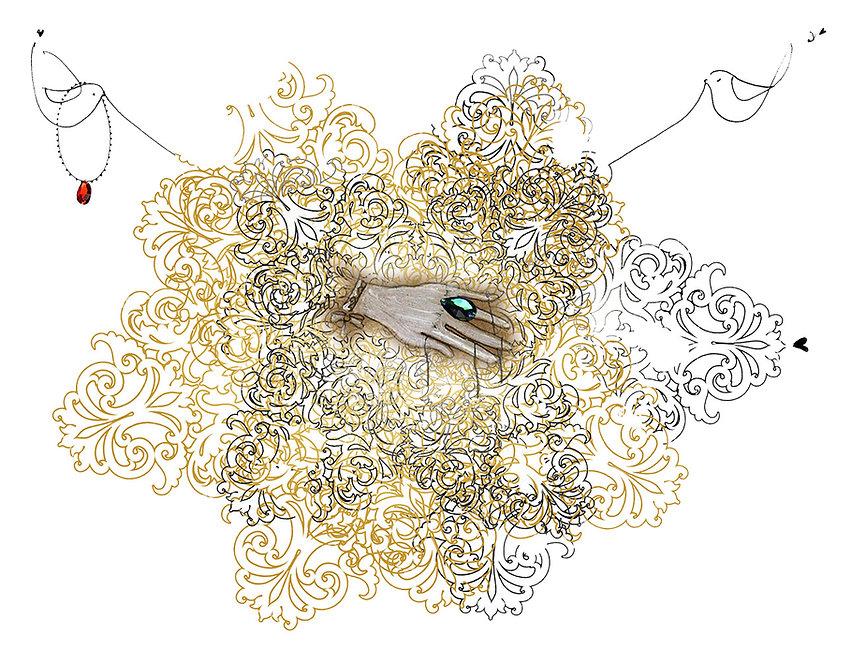 joias, anel, brinco, colar, pulseira