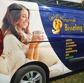 Nieuwe bedrijfswagen voor Bisseling installatietechniek