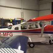Promotion plane for MAF