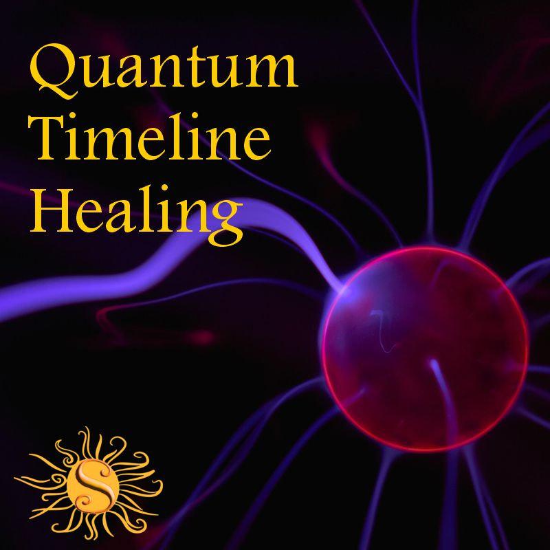 Quantum TimeLine Healing Session