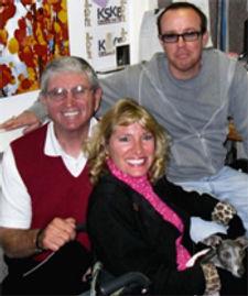 Dr. Diane Dike Coach Bill McCartney radio interview