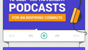 Make Use of Your Commute with Self Improving Podcasts