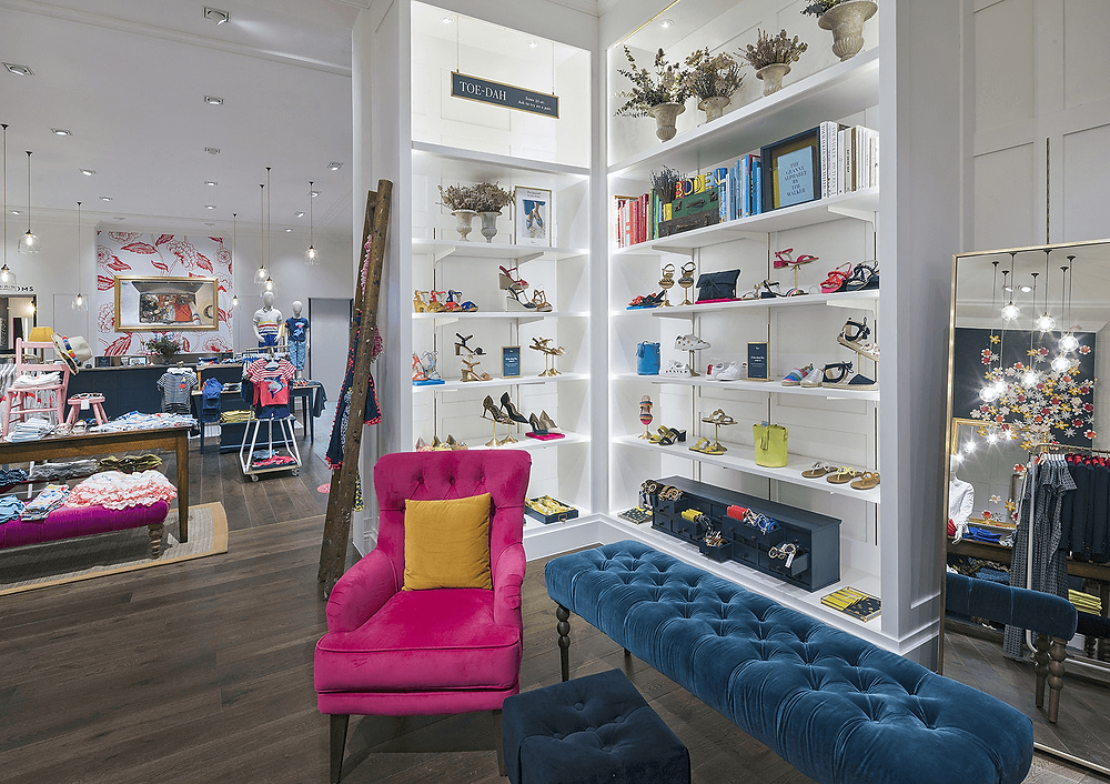 Boden retail construction excellence with Iconic Project Management