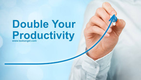 Double Your Productivity (In 12 Easy Steps)