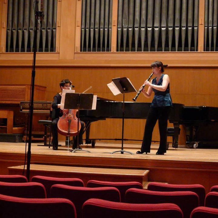 DMA 2 solo Recital