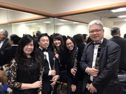 NTU Wind Ensemble at TW