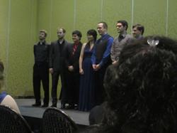 2013 MTNA Competition finalists