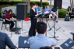Sound in Sculpture 2016 Performance