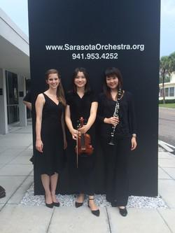 2015 Sarasota Music Festival