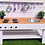 Thumbnail: Outdoor Painted Kitchen with Single Bowl
