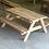 Thumbnail: Cedar Picnic Table